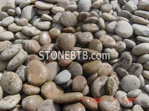 Multi-colours 2 Pebble Stone