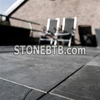 Indian natural slate -black