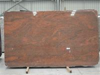 Multicolor Red Granite Gangsaw Big Slabs