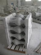 G603 Granite Balustrade and Railings