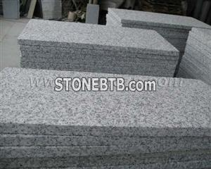 China granite G623 silvery Grey Tile