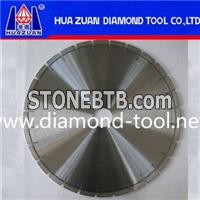 Cured Concrete Diamond Laser Welded Saw Blades For Sale