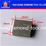 Diamond Segment For Granite Cutting