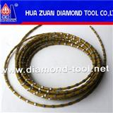Diamond Wire Saw For Granite Block Squaring