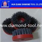 Round Stone Polishing Brush