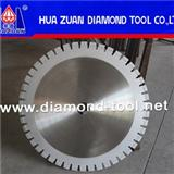 Diamond Circular Single Saw Blade For Granite Block Cutting