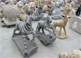 G654 Granite Animal Sculpture