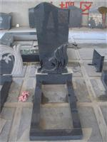 black granite monument,black tombstone,black grave