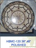 Stone Medallions, patterns, mosaic HBMC-120