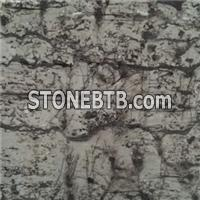 Anitco Gray Polished Marble Random Slabs