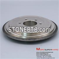 Gear Grinding - Electroplated Cbn wheel