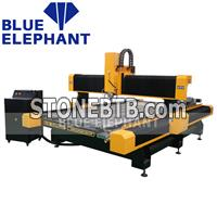 1325 Stone Cnc Router for Engraving Stone and Marble Granite Gravestone