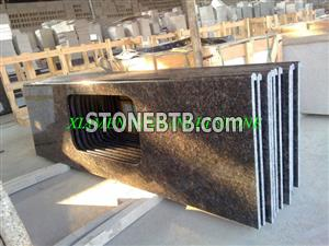 Granite countertops-tan brown