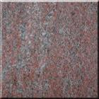 Red Multicolor Granite Tile