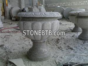 Garden Granite Flower Pots