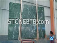Chinese Dark Green Marble Slab