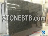 Verde Ubatuba Dark Green Granite Tiles & Slabs