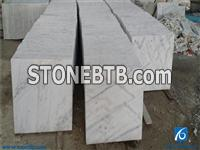 Guangxi White Marble Polishing Tiles, Chinese White Marble Tiles