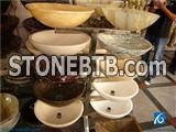 China Multicolor Granite&Marble Sink/Basin