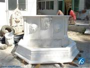 Natural Stone Water Fountain Designs,Marble Fountain Garden Fountain, Chinese White Marble Garden Fountain