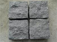 Black Granite Cubestone