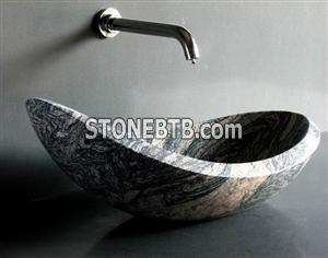 Juparana Granite Vessel Basin