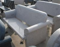 Granite Bench & Table
