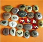 Mixed Pebble Stone Handcrafts