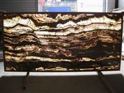 Translucent Tiger Eye Onyx Decorative Wall