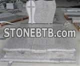 granite tombstone G664