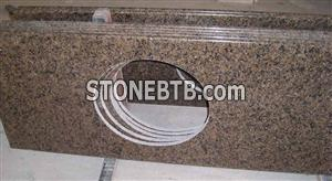 Tropic Brown Vanity Top