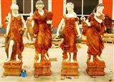 Hand Crafted Marble statue
