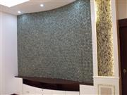 marble mosaic,project design,white marble mosaic