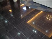 Dark Brown Marble, Floor Tile