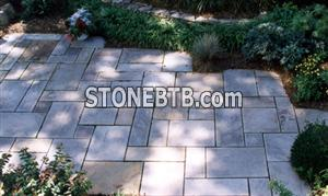 Bluestone Pattern Patios