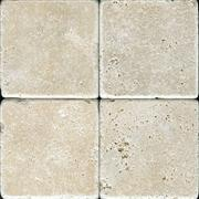 Tumbled Travertine Chiaro