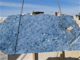 Livingston Blue African Marble Slabs