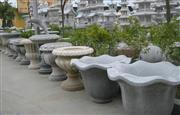 Stone Flower Pots and Planters
