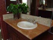 rojo alicante vanity top