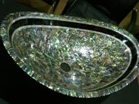 Ablone Shell Sink