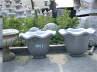 Stone Outdoor Flower Planter