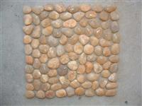 pebble stone yellow river stone 02