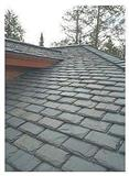 Natural roofing slate
