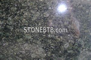 China Butterfly Green Polished Granite
