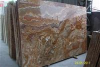 Translucent Golden Cloud Onyx Glass Panels