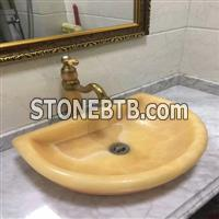 Honey Onyx Sink39