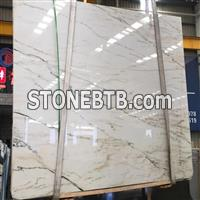 New Calacatta Gold Marble Slab67