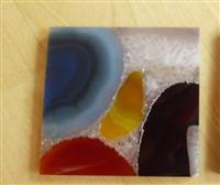 ES-M017 Mixed Agate Transparent Tile