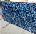 ES-M021 Blue Agate Transparent Tile