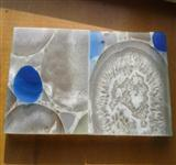 ES-M023 Mixed Agate Transparent Tile
